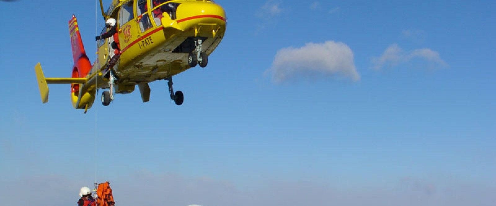 Elicottero Jota : Il cuore in volo trento film festival
