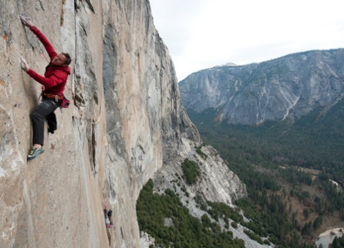 Project dawn wall