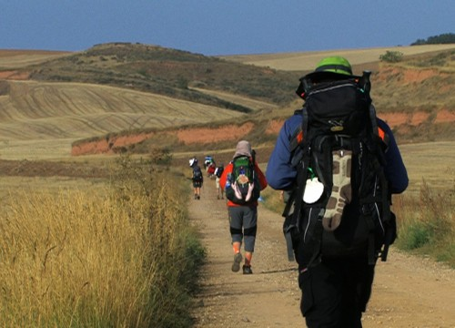Common Roads - Pilgrimage and Backpacking in the 21st Century