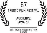 Audience Award for Best Mountaineering Film - Rotari