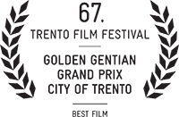 "Gold Gentian for Best Film – ""Città di Trento"" Grand Prize"
