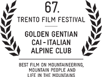 Gold Gentian for Best Mountaineering Film - Italian Alpine Club Award
