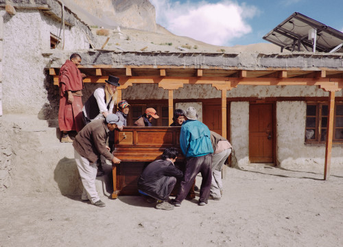 Piano to Zanskar