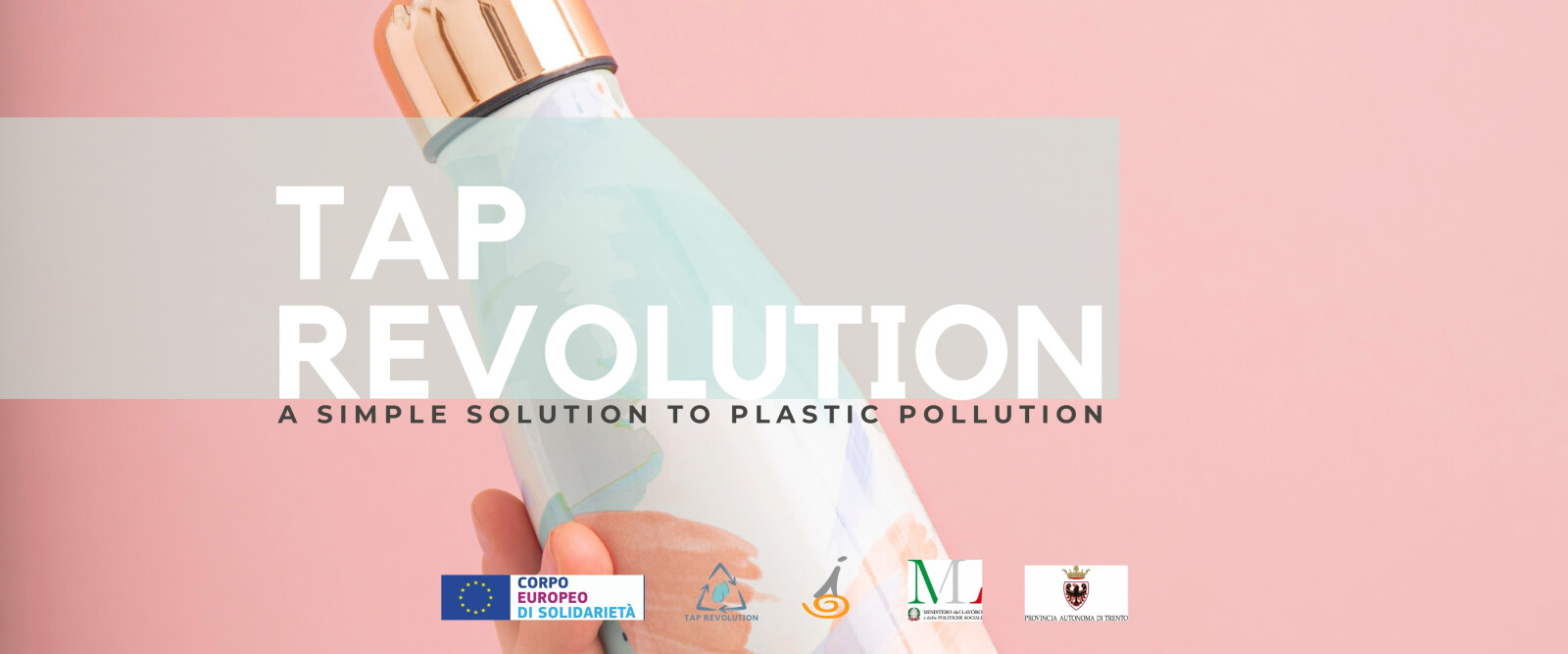 Tap revolution: a simple solution to plastic pollution